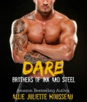 DARE COVER AMAZON