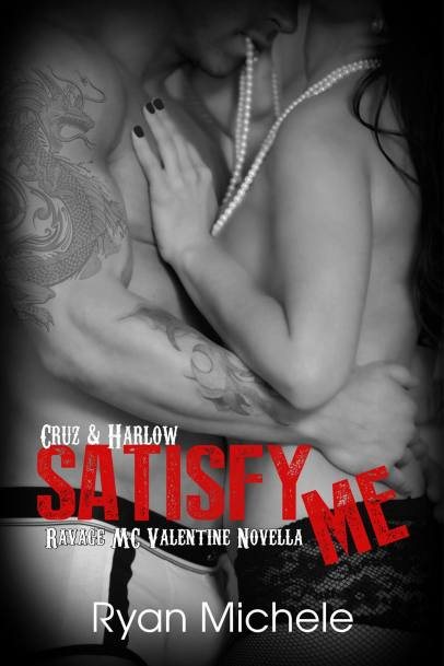 Satisfy Me Cover