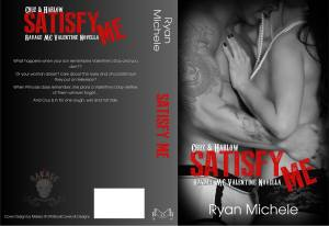 Satisfy Me Jacket Cover