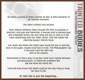 Tainted Bodies Blurb Teaser