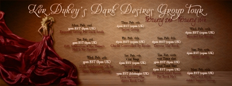 Ker Dukey's Dark Desires' Takeover Tour