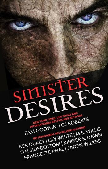 sinister desires cover