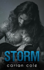 storm ashes embers cover