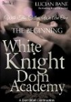white knight dom academy cover