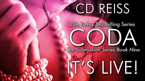 coda it's live