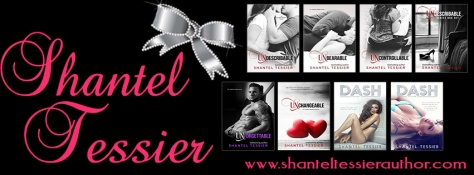 All Shantel Book Banner