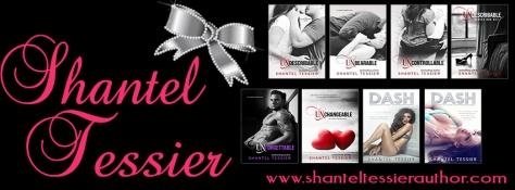 All Shantel Book Banner