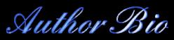author bio blue