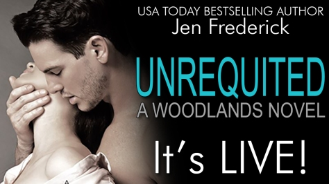unrequited it's live