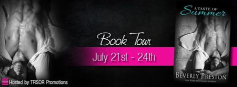 taste of summer blog tour
