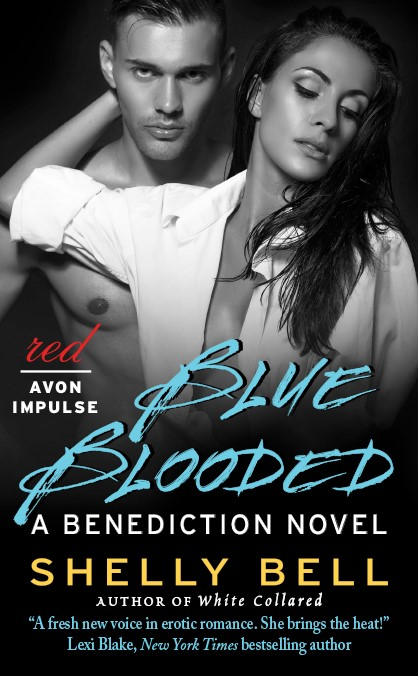 blueblooded cover