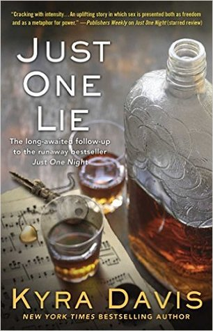 just one lie cover