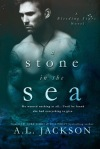 a stone in the sea cover