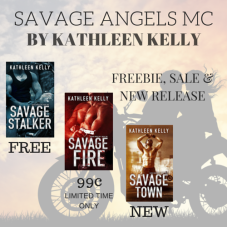 SAVAGE ANGELS MC SALE & NEW RELEASE (1)