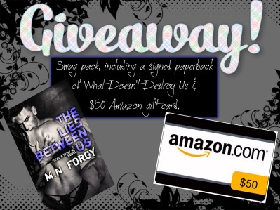 the lies between us giveaway