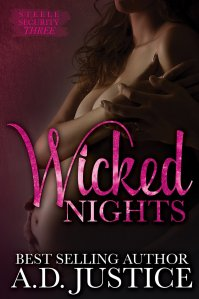 Wicked Nights Cover