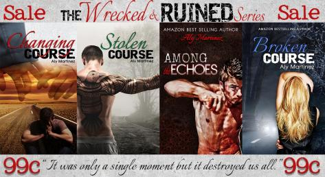 wrecked and ruined sale