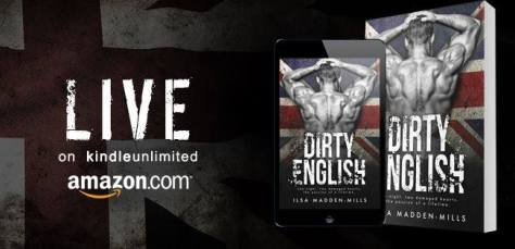 dirty english live