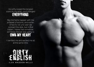 dirty english teaser rb