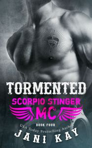 Tormented Ebook Cover