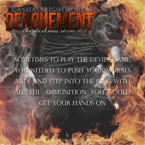 Denouement - the Devil's game