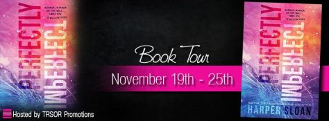 perfectly imperfect book tour