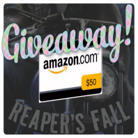 reapers fall giveaway