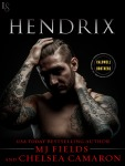 Hendrix Ebook Cover
