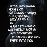 fade into you teaser