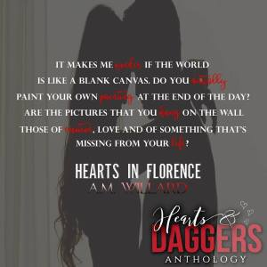 Hearts n Daggers Teaser for Florence (1)
