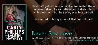 never say never teaser
