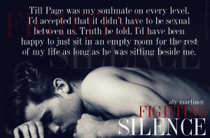 fighting silence teaser