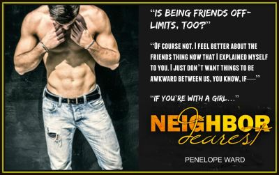 NEIGHBOR DEAREST TEASER NEW RD