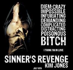 sinner's revenge teaser