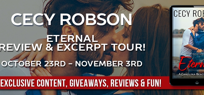 ETERNAL by Cecy Robson Review and Excerpt Tour! – Giveaway inside