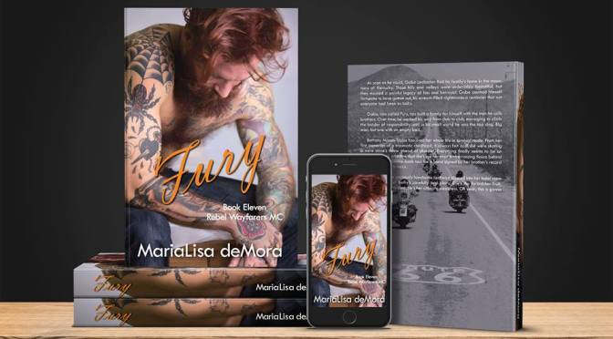 📚REVIEW: FURY (Rebel Wayfarers MC #11) by MariaLisa deMora