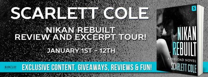 Does the past ever really stay in the past? Find out in Scarlett Cole's NIKAN REBUILT