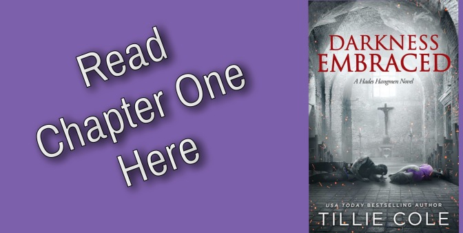 A look inside Tillie Cole's DARKNESS EMBRACED – Available Now!